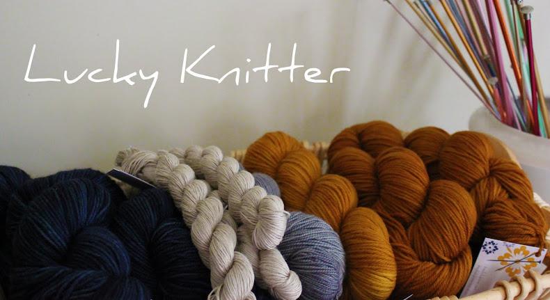 Lucky Knitter
