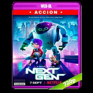 Robot 7723 (2018) WEB-DL 720p Audio Latino-Ingles