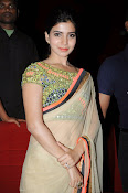 Samantha Latest Glam pics in saree-thumbnail-7