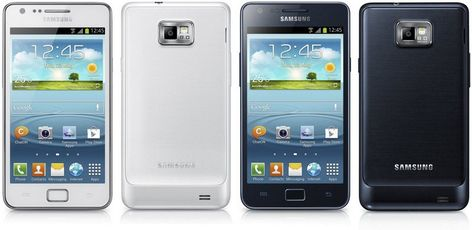 Samsung, Android Smartphone, Smartphone, Samsung Smartphone, Samsung Galaxy S2 Plus, Galaxy S2 Plus