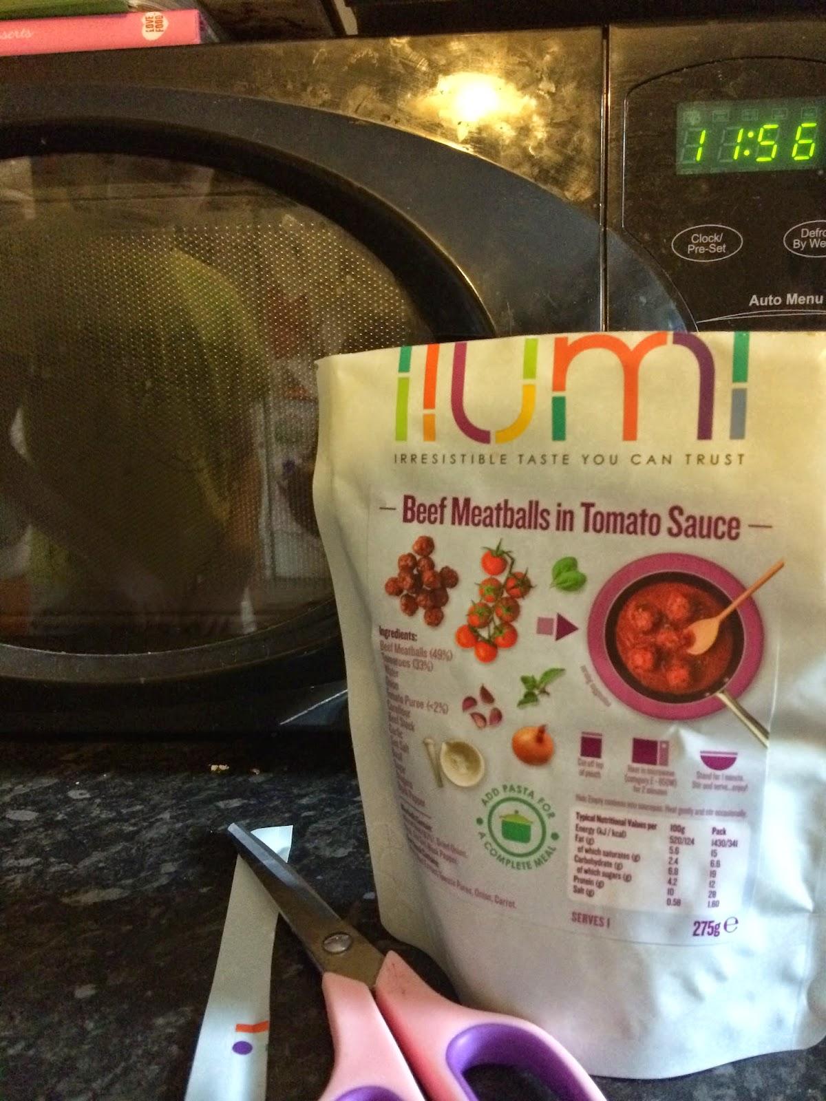 ilimi food and microwave