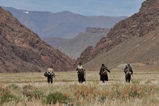 Fotograma de la película Camino a la libertad