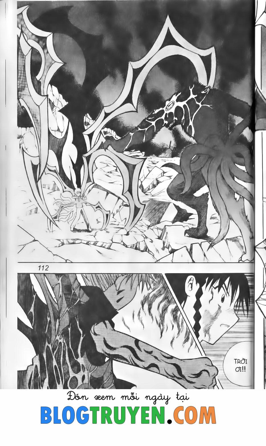 Gumiho – Hội Pháp Sư chap 78 Trang 5
