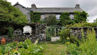 Hill top cottage, Home of Beatrix Potter