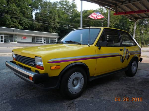 Daily turismo bell bottom custom 1979 ford fiesta mk1