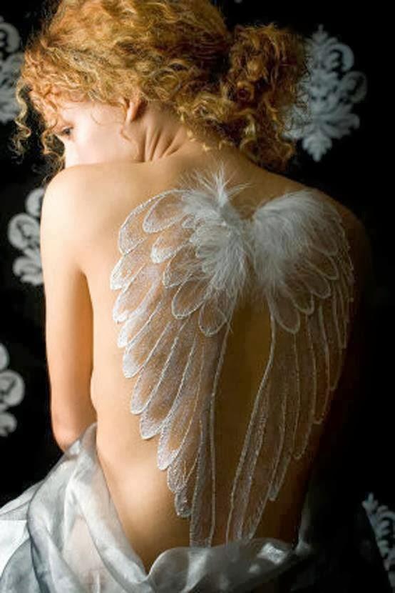tatouage homme ange 15 modèles de tatouage ange