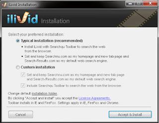 iLivid Installation