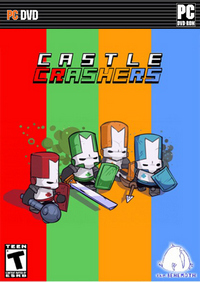 how to get all chracters in castle crashers pc cheat