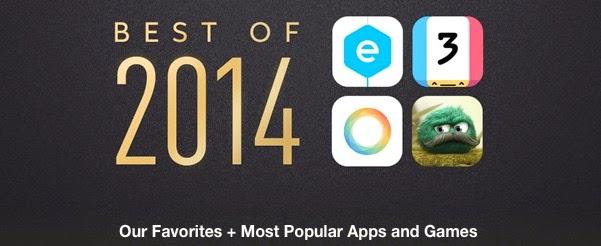 أفضل تطبيقات وألعاب آي فون لعام 2014 Best apps and games for iPhone
