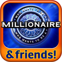 Who Wants To Be A Millionaire & Friends App iTunes App Icon Logo By Ludia - FreeApps.ws