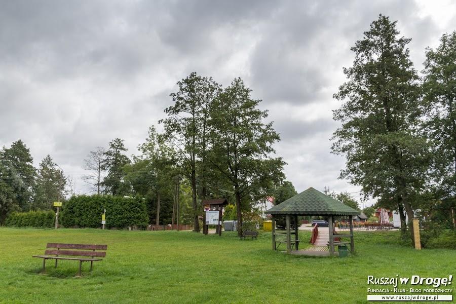Nasz przystanek: Gminne pole namiotowe w Dolistowie