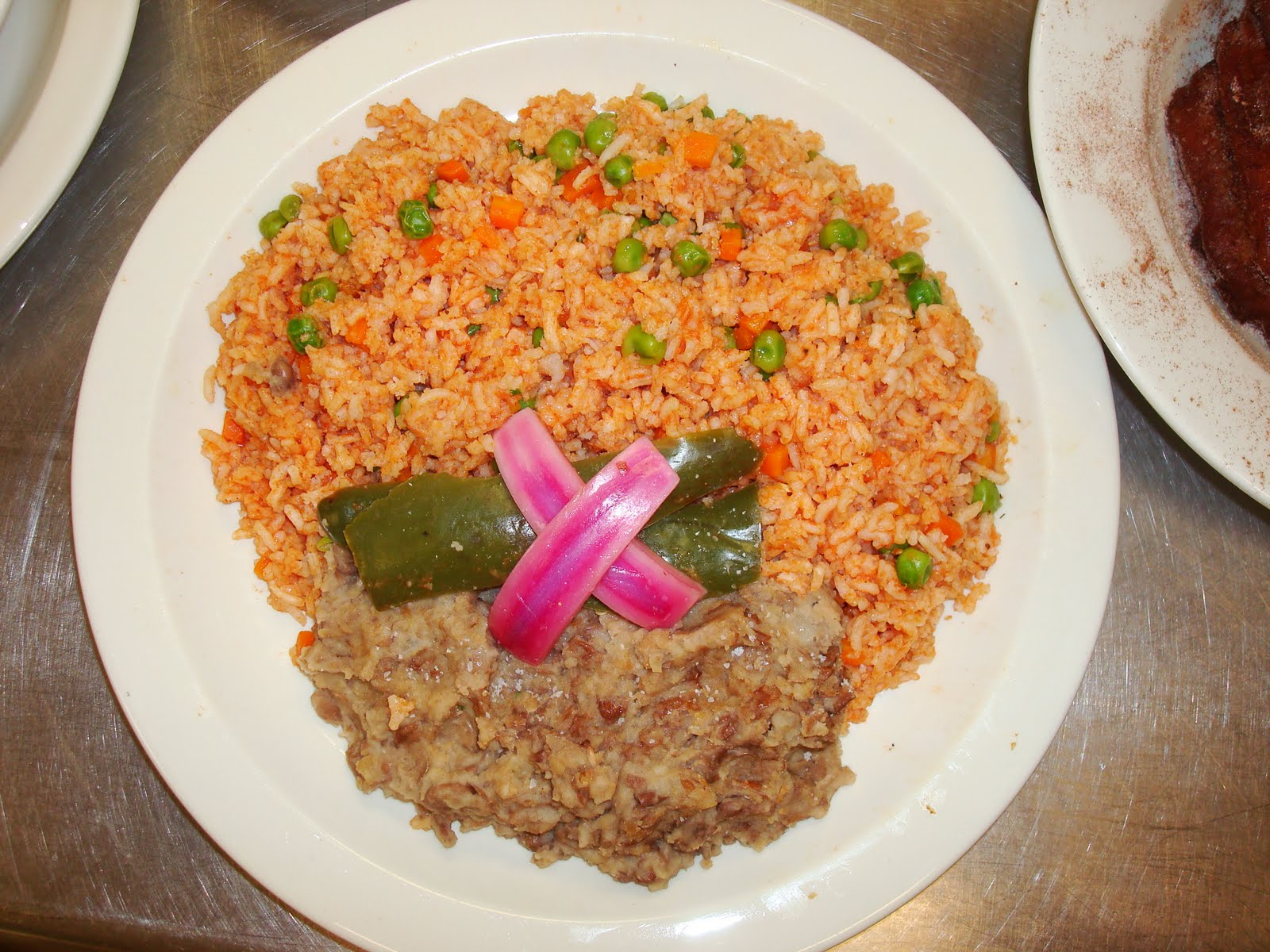 how to make mexican rice and refried beans