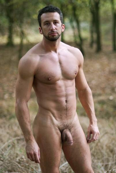 A real man naked picture 894