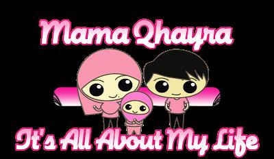 ♥:: Mama Qhayra Bercerita ✿◕‿◕✿