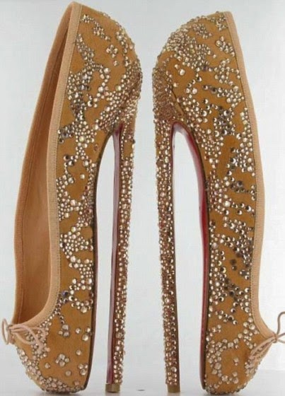 Fashion ballet Louboutin - Si Coppelia vistiera de Prada