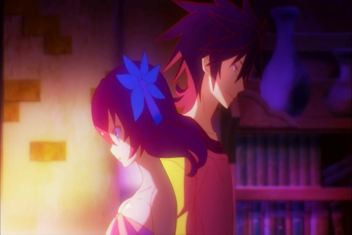 No Game NO Life Castellano DVD Editado