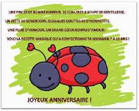 Texte Carte Anniversaire Garcon 10 Ans Wizzyloremaria Blog