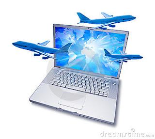 computers on airplanes