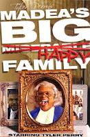Madea Big Happy Family on Box Office