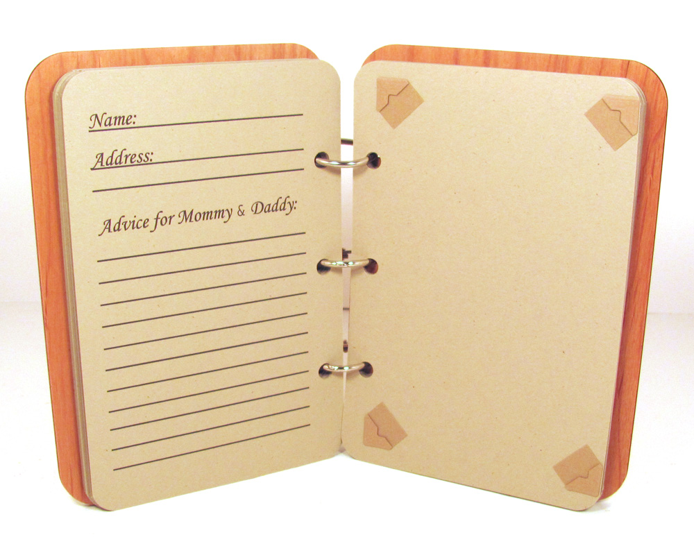 memories for life baby shower guest book