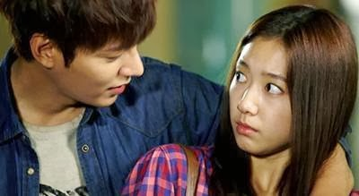 Gosip Lee Min ho dan Park Shin Hye