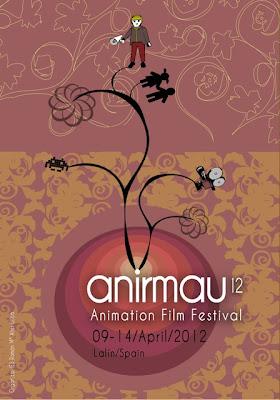 Cartel para Anirmau 2012