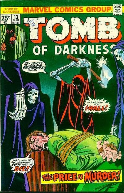 Tomb of Darkness #13