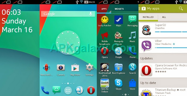 Install Play Store On Nokia X and XL V 1.2.4.1 New Update