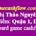Game cashflow về quận 1: cảm ơn chị Thảo Nguyên