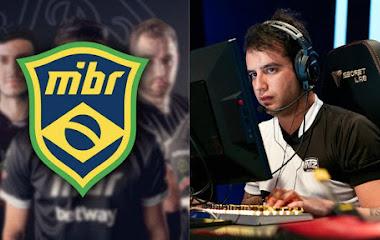 [CS:GO] kNgV- dự kiến sẽ thi đấu cho MIBR tại BLAST Pro Series Moscow