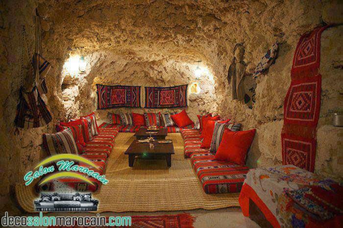 Salon marocain cave 2014