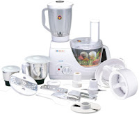 Buy Bajaj FX10 Food Processor at Rs.3795 Via Amazon :Buytoearn