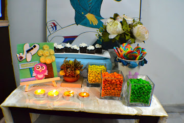 SMALL CANDY BUFFET - PERMENANCY