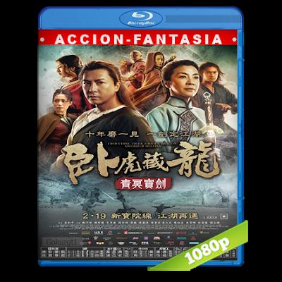 El Tigre Y El Dragon La Espada Del Destino (2016) BRRip Full 1080p Audio Trial Latino-Castellano-Ingles 5.1