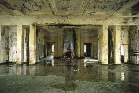Los 5 mejores lugares abandonados
