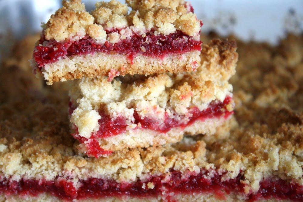 Cranberry Crumb Bars Recipes — Dishmaps