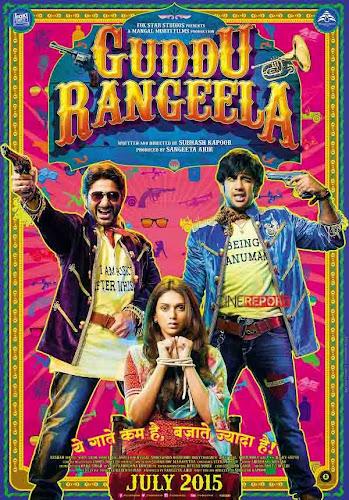Guddu Rangeela (2015) Movie Poster No. 1