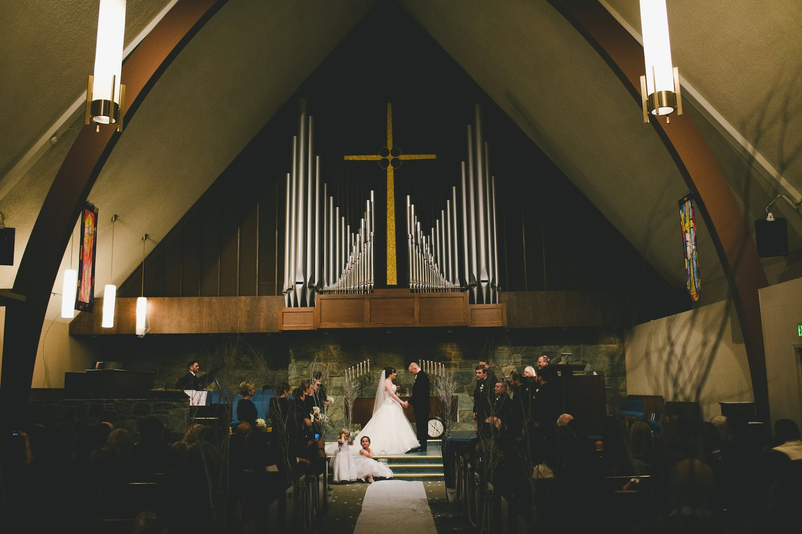 St John's Presbyterian Church Wedding // Bethany Carlson Photography // Take the Cake Event Planning