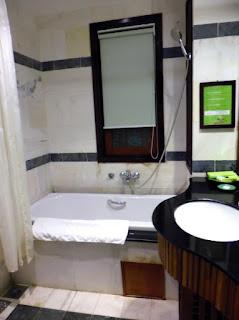 Bathroom Green Heaven Resort Hoi An