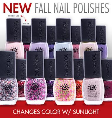 #DelSolNailPolish, nails, beauty, review, giveaway, tomoson, beauty blogger, del sol, nail polish,