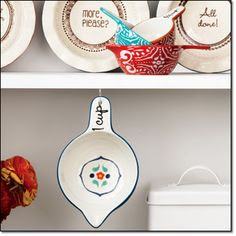 Serafina Ceramic Measuring Cups