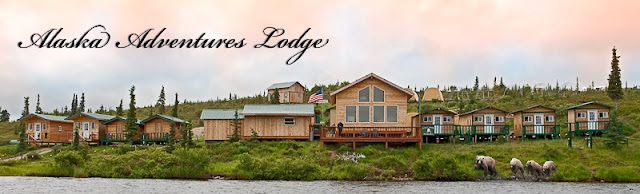Alaska Adventures Lodge Katmai PArk