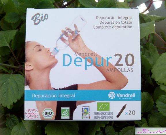 depur20 bio valpharma depurativo