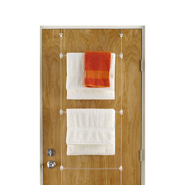 Shower Floor Towels: One Year To An Organized Life: Towels Tossed On The