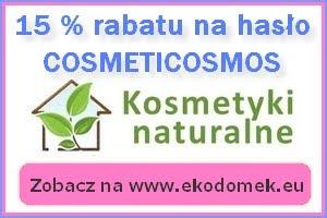 Rabat 15% (zakupy min. 30zł)