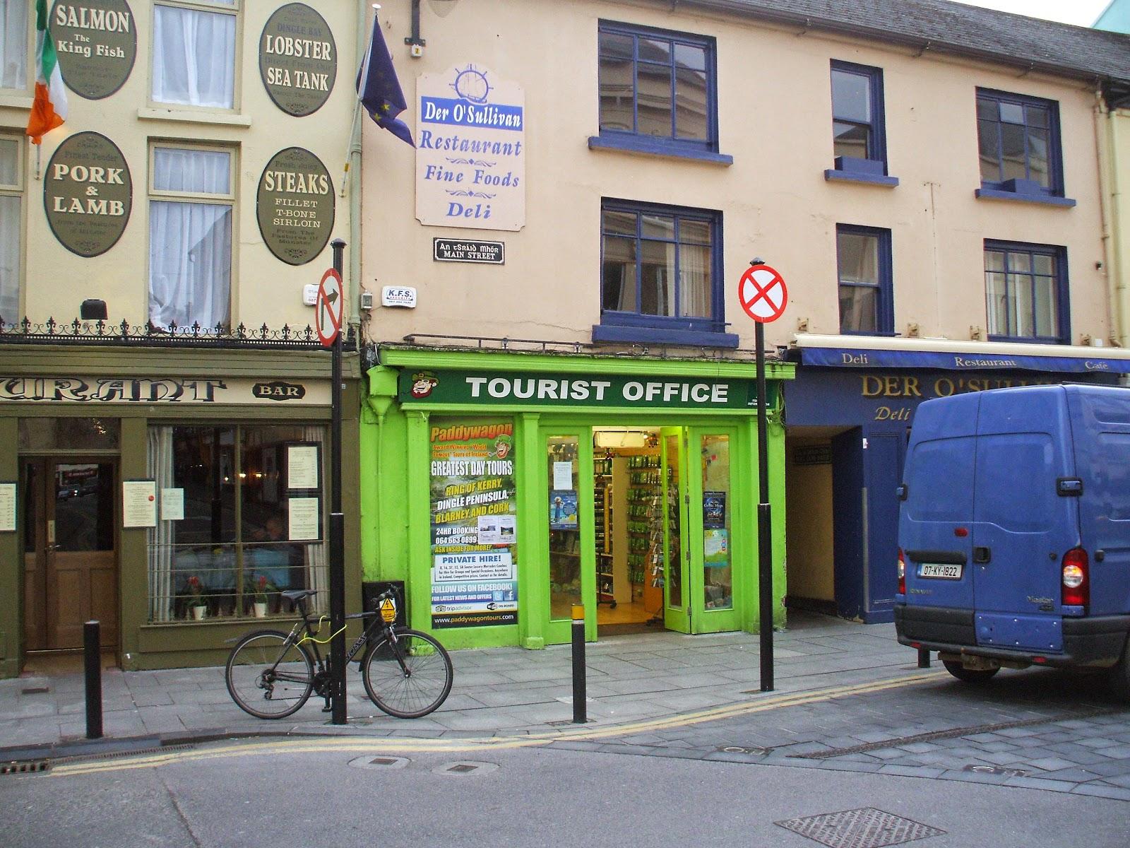 Tourist office - Office tourisme killarney ...