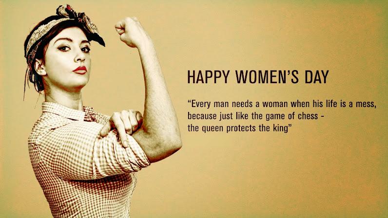 Happy Women`s Day : Rise of Women : eAskme