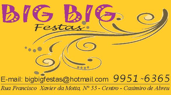 Big Big Festas
