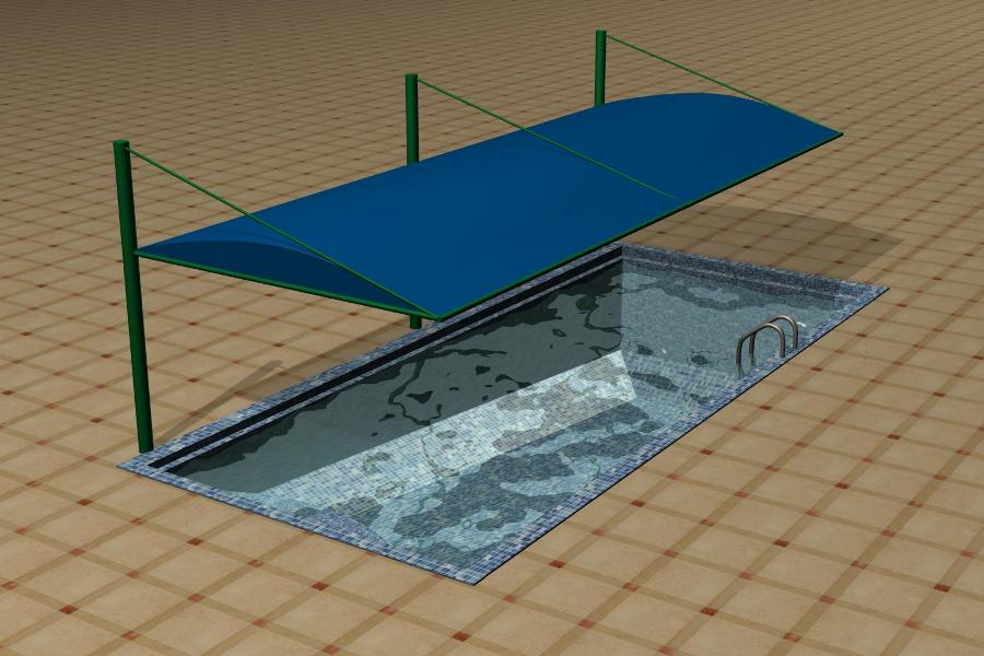 swimming pool shade in dubai: Swimming pool shade in Dubai