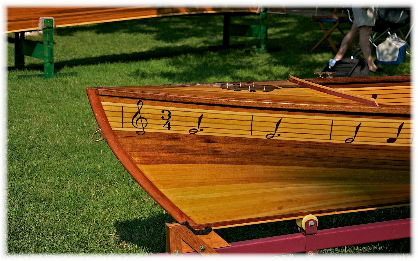 July   2012   Classic Boats / Woody Boater